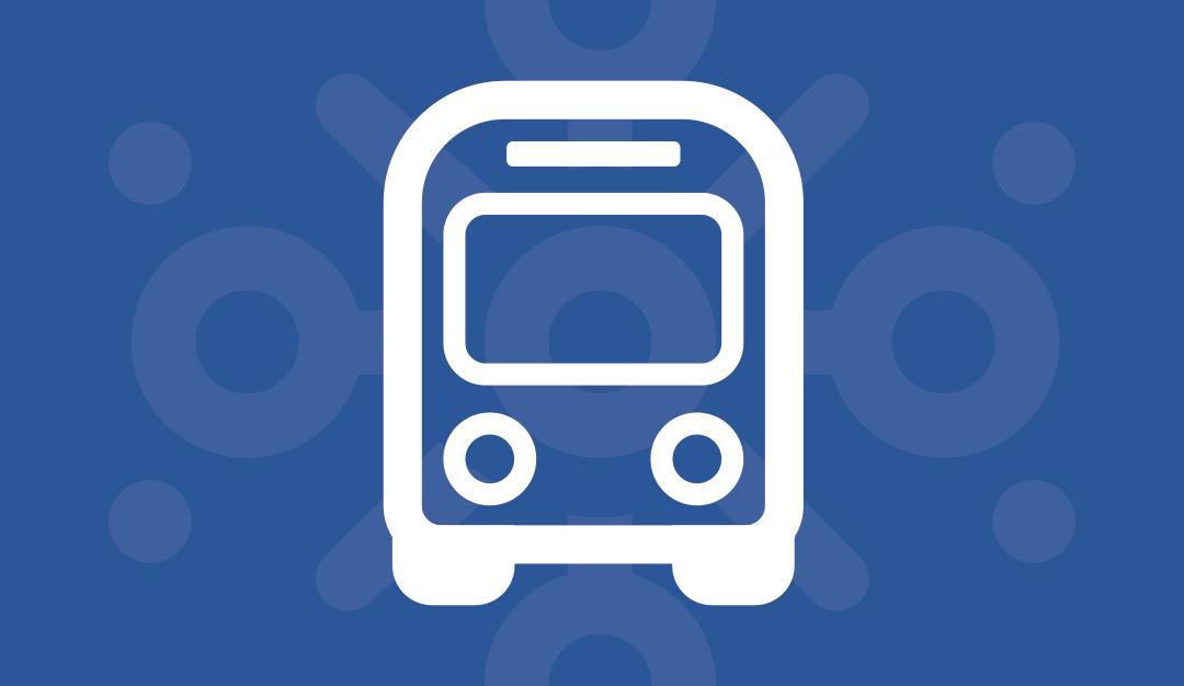 Trajetos e regras de utilização dos transportes para o ano letivo 2020/2021